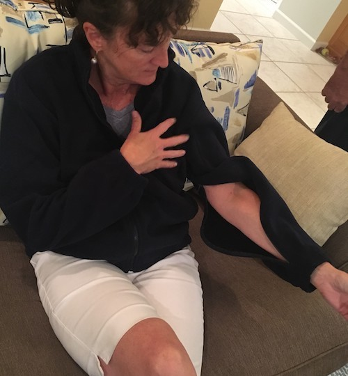Clove Hitch Dialysis Friendly Sweatshirts