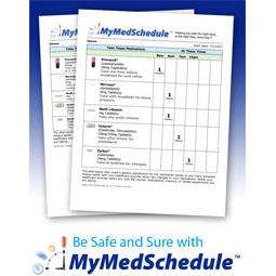 MyMedSchedule™