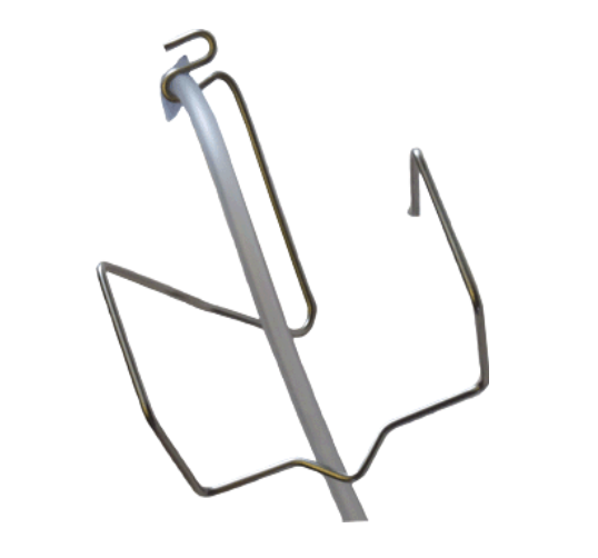 Medical Drain Line Anchor - Model H